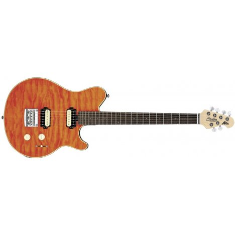 STERLING BY MUSIC MAN AX20-TO TO + BAG AXE