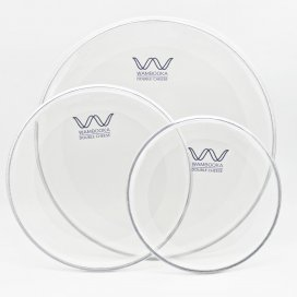 """WAMBOOKA DOUBLE CHEESE COH-DC-SET3 ( 12"""",13"""", 16"""" ) DOUBLE OIL CLEAR"""