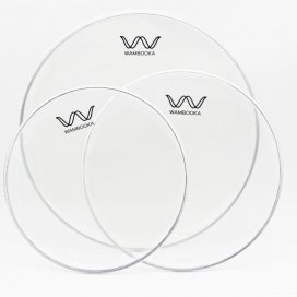 "WAMBOOKA CLEAR 250 COH-CR-SET1 ( 10"", 12"", 14"" )"