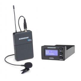 Samson Concert 88a - Sistema wireless con microfono lavalier (863-865 MHZ)