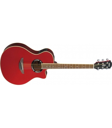 YAMAHA APX500II RED METALLIC