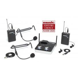 Samson Concert 288m Presentation - sistema wireless frequenza K (470-494 MHz)