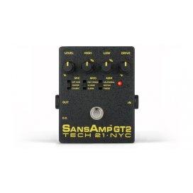 Tech21 SansAmp GT2 - preamplificatore a pedale per chitarra