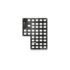Icon Qcon Pro X Panel Ableton Live - pannello indicazione controlli