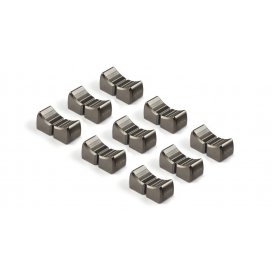 Icon Metal Fader Cap (Set of 9) - set 9 fader per Platform M+ e X+