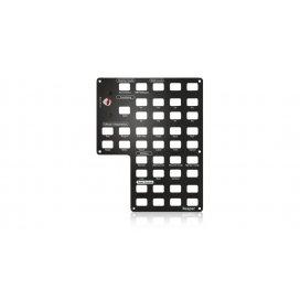 Icon Qcon Pro X Panel Reaper - pannello indicazione controlli