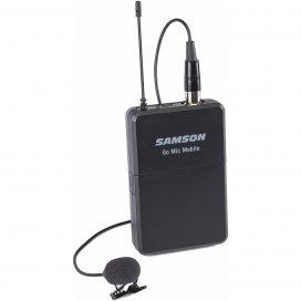 Samson LM8 - Microfono lavalier con trasmettitore per sistema Go Mic Mobile