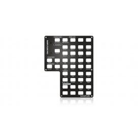 Icon Qcon Pro X Panel Samplitude - pannello indicazione controlli