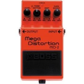 BOSS MD2 MEGA DISTORTION