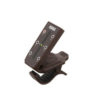 KORG HT-G2 ACOUSTIC GUITAR CLIP TUNER AUTO OFF