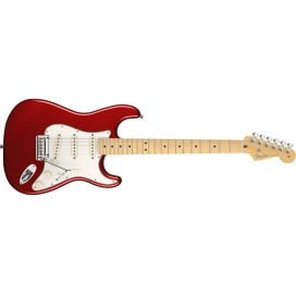 FENDER STRATOCASTER AMERICAN STANDARD MYSTIC RED MN