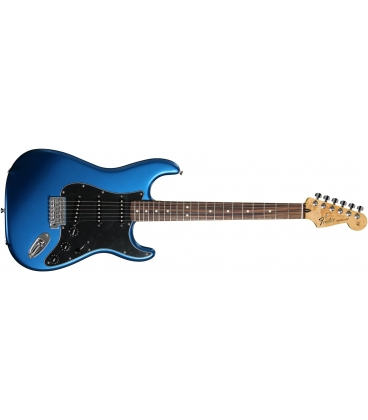 FENDER STRATOCASTER SATIN FSR MADE IN MEXICO OCEAN BLUE CANDY ROSEWOOD