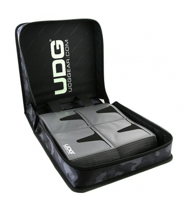 UDG CD WALLET 280 CAMO GREY U9978CG