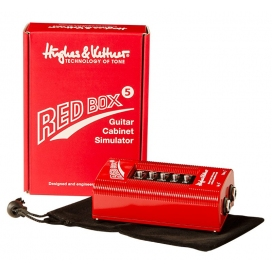 HUGHES & KETTNER RED BOX MK5 PROCESSORE DI SEGNALE