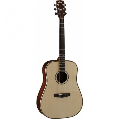 CORT AS-E5 EARTH ALL SOLID W/CASE
