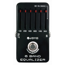 JOYO JF11 6 BANDS EQ