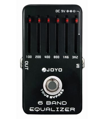 JOYO JF11 6 BANDS EQ