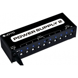 JOYO JP-02 MULTI POWER SUPPLY 9-12-18 VOLTS