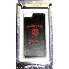 MOTORHEAD METROPOLIS LOGO RED IPHONE5 CUSTODIA IPHONE5