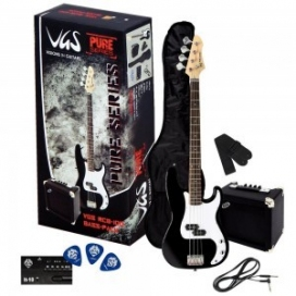 VGS RCB-100 BASS PACK BLACK