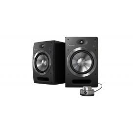 PIONEER S DJ05 MONITOR STUDIO PAIR + CONTROLLER