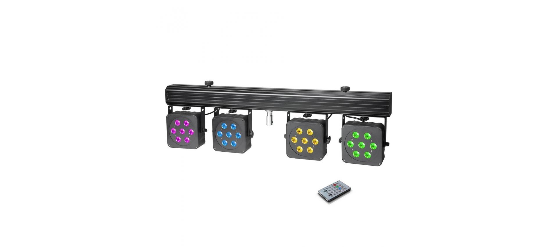 LD SYSTEMS CAMEO PAR3 SET FARI LED + CASE