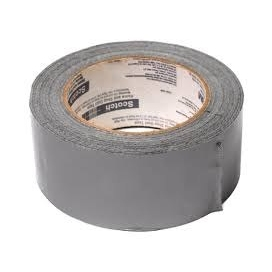 STAGE LINE AT-169/SI GAFFA TAPE SILVER