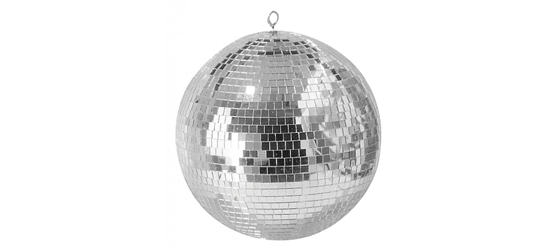 Omnitronic mirrorball 40 palla specchi 40cm - Boule a facette ...