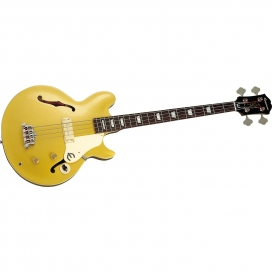EPIPHONE JACK CASADY METALLIC GOLD CHROME HARDWARE