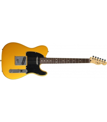 FENDER TELECASTER SATIN FSR MADE IN MEXICO BLAZE GOLD ROSEWOOD