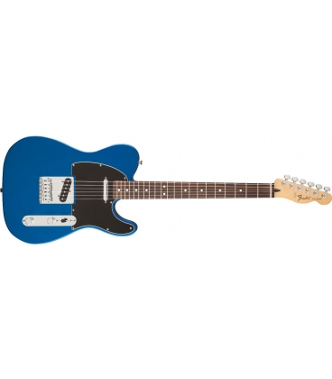 FENDER TELECASTER SATIN FSR MADE IN MEXICO OCEAN BLUE CANDY ROSEWOOD