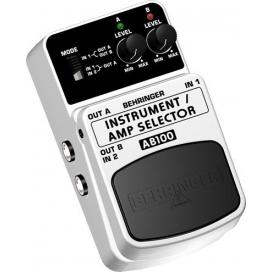 BEHRINGER AB100 GUITAR AMP SELECTOR