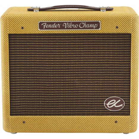 FENDER ERIC CLAPTON VIBRO CHAMP LIMITED EDITION