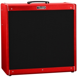 FENDER HOT ROD DEVILLE 410 III RED