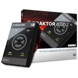 NATIVE INSTRUMENTS TRAKTOR AUDIO 2 MK II