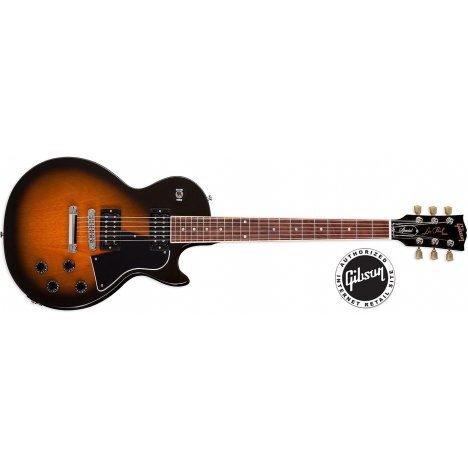 GIBSON LES PAUL JUNIOR SPECIAL HUMBUCKERS SATIN VIN.SUNBURST