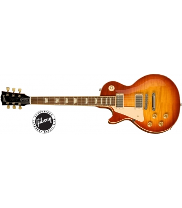 GIBSON LES PAUL STANDARD TRADITIONAL MANCINA LEFT HANDED HERITAGE CHERRY