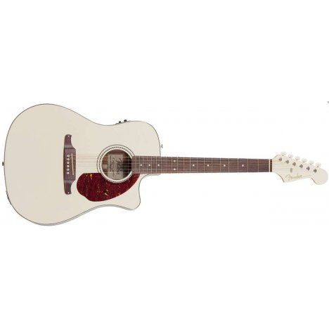FENDER SONORAN SCE OLYMPIC WHITE