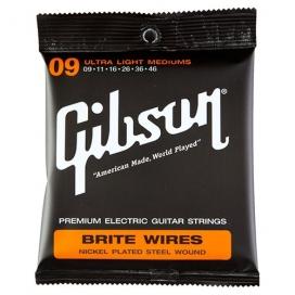 GIBSON SEG-700ULMC BRITE WIRES 009-046