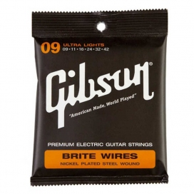 GIBSON SEG-700UL BRITE WIRES 009-042