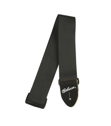 GIBSON ASGSB-10 STRAP REGULAR STYLE TRACOLLA NERA