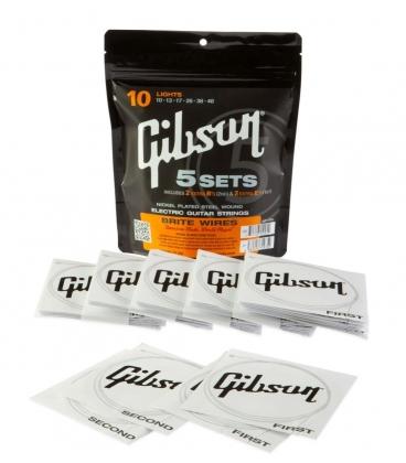 GIBSON SVP-700L BRITE WIRES 5 SET 10-46