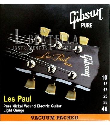GIBSON SEG-LP10 LES PAUL .010-0.46