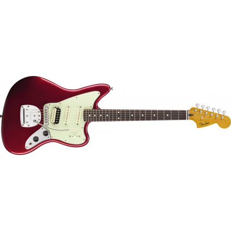 FENDER PAWN SHOP JAGUARILLO RW CANDY APPLE RED