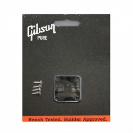 GIBSON PRJP-010 JACKPLATE BLACK PLASTIC