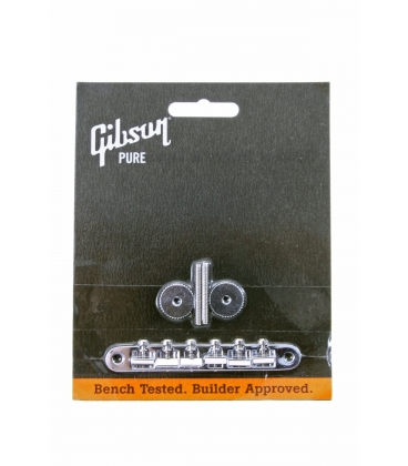 GIBSON PBBR-010 CHROME ABR-1 W/FULL ASSEMBLY