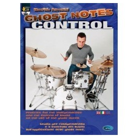 ANTONINI GHOST NOTES CONTROL + DVD ML3495