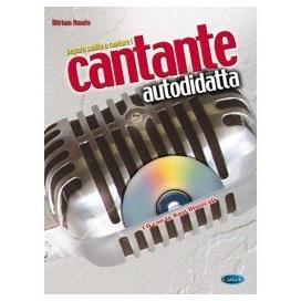 AMATO CANTANTE AUTODIDATTA + CD ML1745