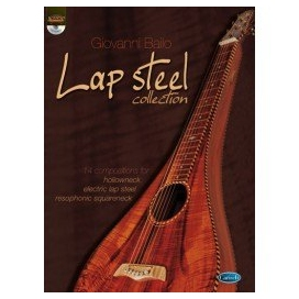 BAILO LAP STEEL GUITAR COLLECTION + CD ML3499