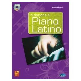 CUTULI INIZIAZIONE PIANO LATINO + CD